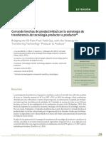 2015_Beltrán_Cerrando Brechas de Productividad Con La Estrategia de Transferencia de Tecnologia