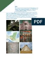 Cultura Maya La Civilización Maya Habitó Una Gran Parte de La Región Denominada Mesoamérica