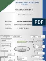 La Ansiedad Sesion 03