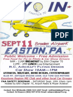 Fly In at Braden Airpark