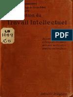 organisation du travail intellectuel.pdf