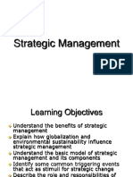 Strategic Management 2