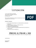 Masseg Consulting - Diseño y Desarrollo Web