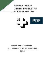 Program Kerja MFK