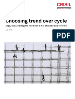 CRISIL Research_Report_Choosing Trend Over Cycle_11July2016