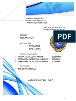 Informe Final Telematica