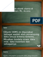 Form Ms Access