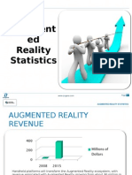 Augmented Reality Statistics 2009