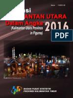Provinsi Kalimantan Utara Dalam Angka 2016