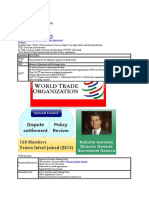 Wto for Opsc