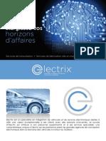 Electrix Présentation Corporative