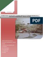 Informe - Historia Facultad