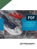 Precision Mining Spry Brochure (2014)