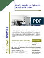 La Guia MetAs 12 06 Trazabilidad Metodos Calibracion RAD