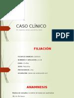 Caso Clínico Cirugía 1
