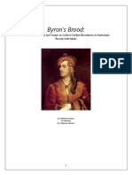 schemes and tropes used by byronic heroes to achieve further broodiness