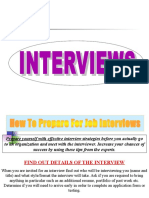 Interviews.ppt