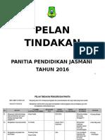 Pelan Tindakan PJPK 2016