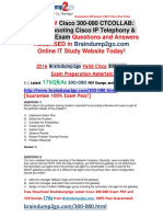 [2016-07-Latest]300-080 PDF Dumps 176Q&As Offer[11-20]