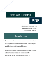 Asma en Pediatria