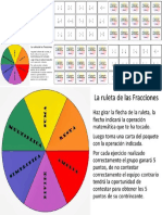 Ruleta de Fracciones ALFA