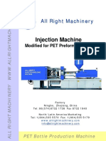 Injection Machine Pet e Catalog