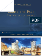 Cruise the Past the History of Vienna