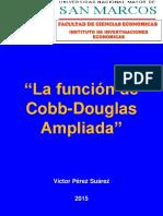 Curva de Cobb Douglas