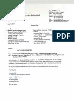 Increase of Public Shareholding from 14.5% to 25% of  Igarashi Motors India Ltd [Company Update]