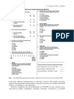 Índice de Síntomas de Prostatitis Crónica CPSI