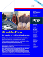 Global Oil & Gas Primer - Credit Suisse First Boston (2002)