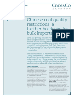 Chinese Coal Quality Restrictions_A Further Headache for Bulk Importers