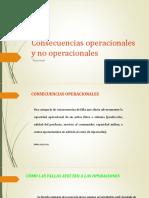 (5) Mantenimiento Proactivo - Consecuencias Op y No Op