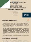 Holdings financieros Ecuador