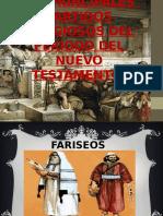 Grupos religiosos del Periodo del Nuevo Testamento