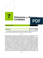 Apuntes - Números Complejos