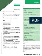 Corrections cahier dactivités delf A1 - Nouveau Rond Point 1