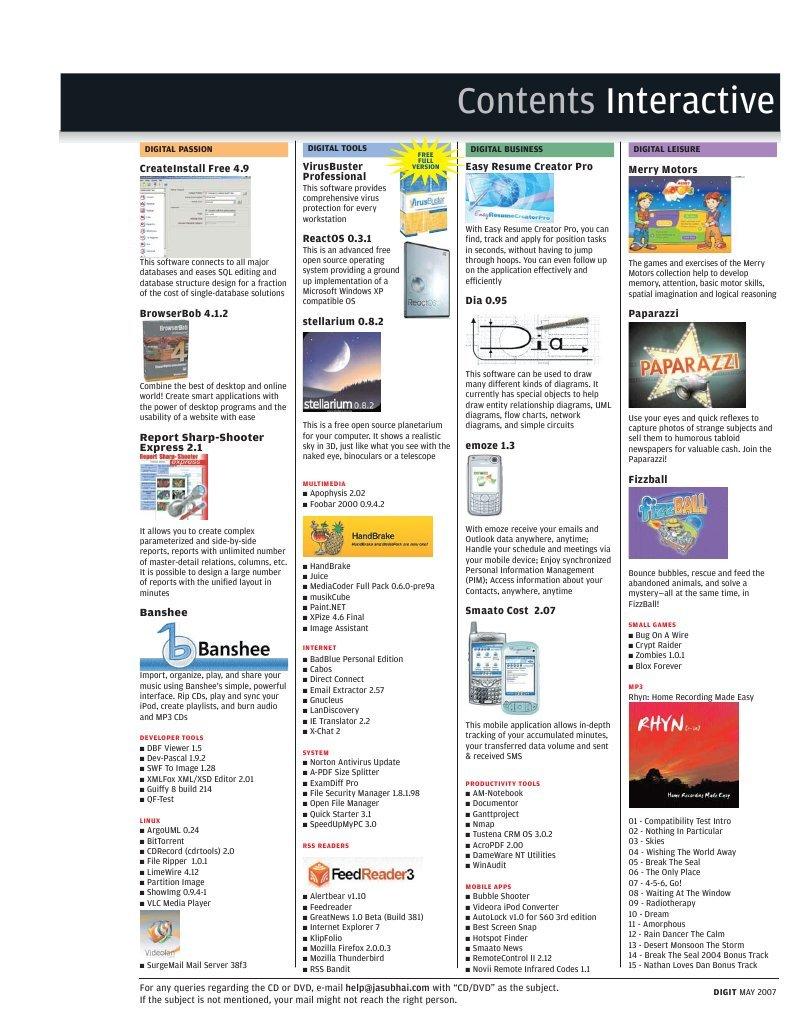 Digit magazine india  may 2007   34c57e914d079