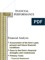 Financial Performance ismatullah zazai
