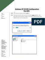 MatrikonOPC Windows XP 2003 DCOM Configuration