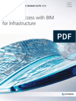 Infrastructure Design Suite 2016 Overview Brochure