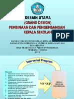 Overview Penilaian Kinerja Kepala Sekolah 29 Mei 2012