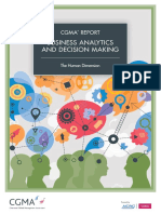 Business Analytics Briefing