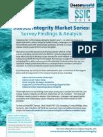Sub Sea Integrity Market Survey