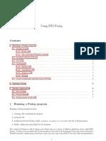 Swiprolog Guide