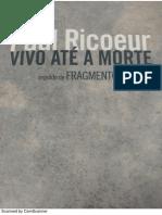 02 - Paul Ricouer - Vivo Até a Morte