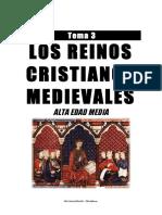 3. Los Reinos Cristianos Medievales