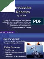 Robotics Intro