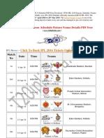 Ipl 2016 Fixtures Pdf File