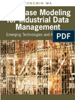 Idea - Database Modeling for Industrial Data Management, Emerging Technologies and Applications (2006)